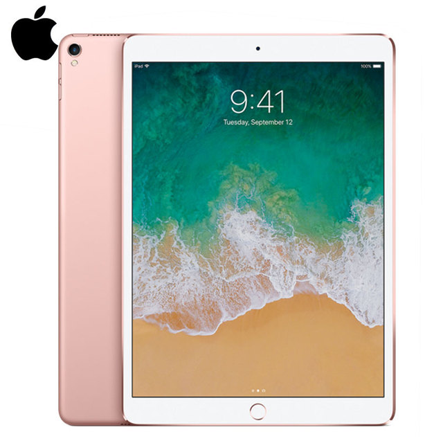 Apple iPad Pro10.5 Inch Tablet 12MP Rear Camera 7MP Front FaceTime Camera Supporting Apple Pencil And AR Original Global Version