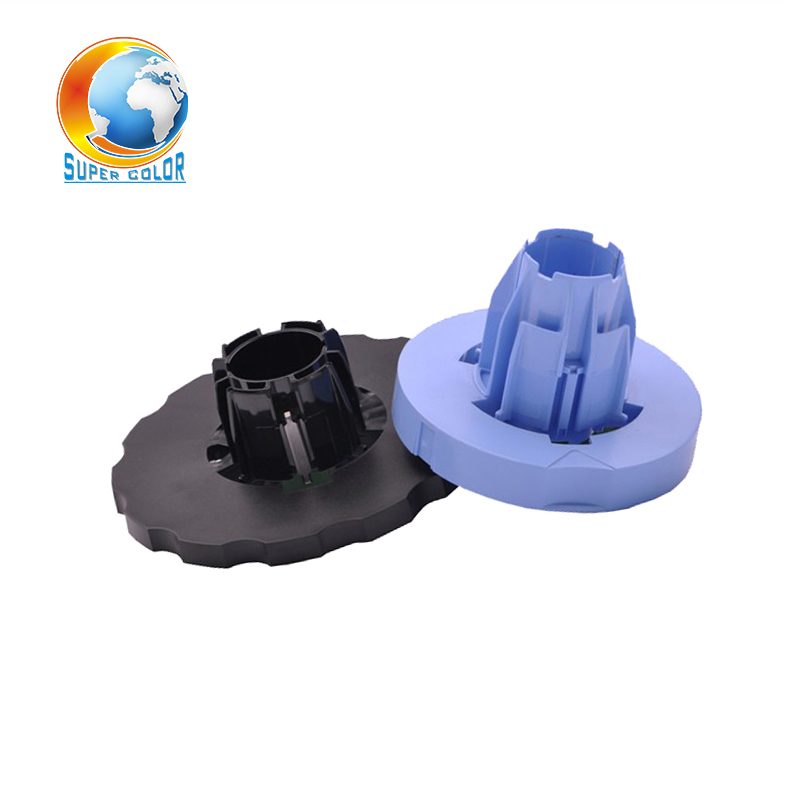 Free shipping Prideal DesignJet T610 T770 T790 T1100 T1120 T1200 Z2100 Z3100 Z5200 END cap Spindle hub (Blue+black) Q5669-40730 q5669 60697 starwheel motor assembly for hp t610 t620 t770 t790 t1100 t1120 t1200 t2300 t7100 z2100 z3100 z3200 z5200