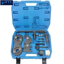 Kit di strumenti di allineamento dellalbero a camme strumento di distribuzione della catena dellalbero a camme per la nuova cinghia di distribuzione dei motori Volvo 2.0T S60 S80 V60 V70 XC60 XC70 XC80