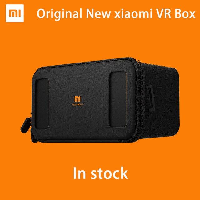 Оригинальный Новый Xiaomi Mi VR Коробка Виртуальная Реальность 3D Очки Высочайшее Качество коробка для Xiaomi Note 2 4.7-5.7 дюйм(ов) Смартфон