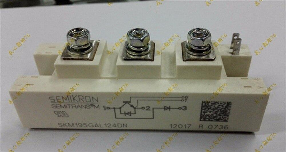Free shipping NEW SKM195GAL124DN MODULE free shipping new luh50g1202 module