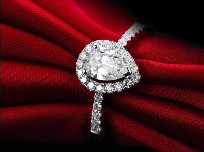 Meilleur Cadeau Boucles d/'oreille ROND TAILLE BRILLANT 950 platine sur argent sterling