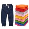 Cemigo 2016 Nuevo Bebé Pantalones Calientes de Los Bebés Fleece Pantalones de los Bebés de Invierno Pantalones de Los Niños Pantalones Casuales HB506