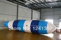 7 х 2 м коммерческого класса тяжелых ПВХ надувные водяной мешок + бесплатная сумка + бесплатная CE/насос «ul» + ремкомплект