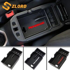 Image 1 - Abs caixa de apoio braço central do carro console central braço resto caixa luva apto para jeep renegado 2015 2016 2017 2018 2019 acessórios