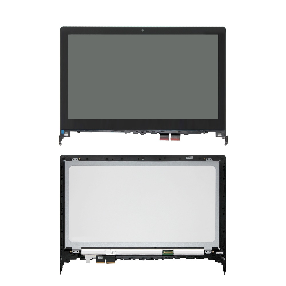 Laptop Accessories Perfect 14 Lcd Display+touch Screen Digitizer+frame For Lenovo Flex 2 14d 20376 Lcd Screen Assembly Replacement,1920 X 1080
