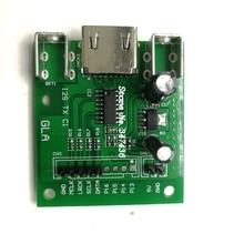 Tarjeta de salida de transmisor HDMI a IIS I2S DSD