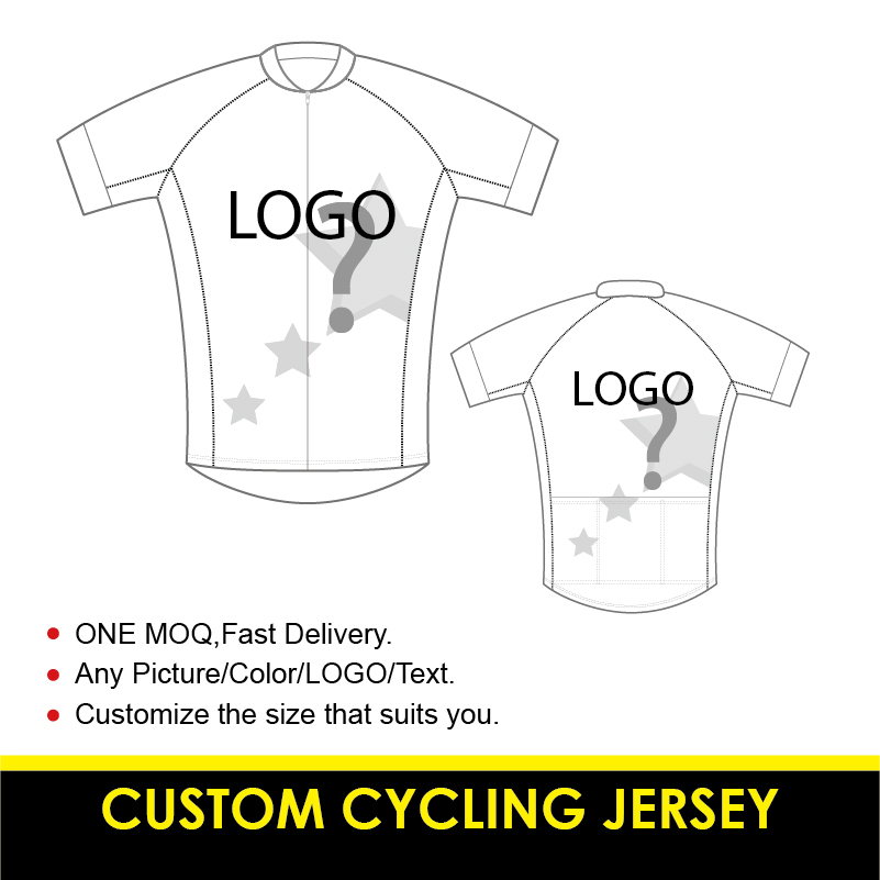 Custom Cycling Jersey Customized Maillot ciclismo DIY Cycling Clothing Any Color/Size Any LOGO You Like Summer Short Sleeve