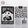 1pcs Bicycle Pandamonium Deck Magic Cards Playing Card Poker Close Up Stage Magic Tricks for Professional Magician