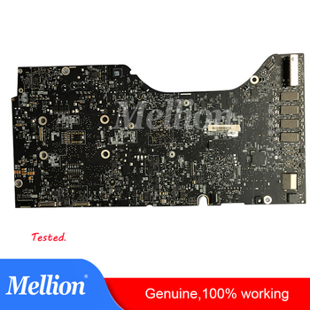 Genuine Used A1418 Laptop Motherboard for iMac A1418 MD093 MD094 Laptop Logic Board 820-3302-06 Notebook Mother Board Tested