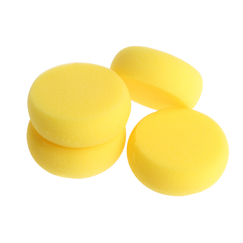 1pc High Quality  Round Painting Sponge For Art Drawing Craft Clay Pottery Sculpture Cleaning Tool