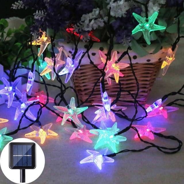Christmas Outdoor Solar Lights