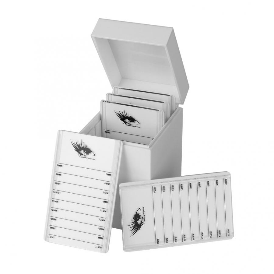 Bildresultat för eyelash extensions storage box