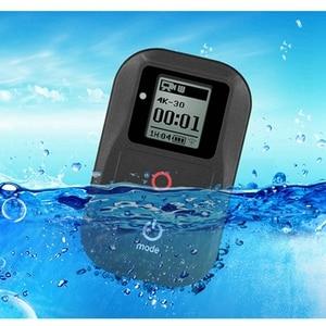 Image 5 - Für GoPro 360 Max Wifi Wasserdichte Fernbedienung Für Go Pro Hero 5 6 7 8 Schwarz 4 5 Sitzung 3 + zubehör