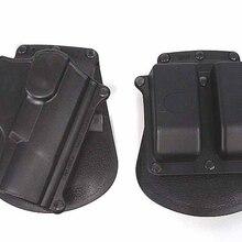 Тактический Walther P99 WA99 RH Пистолет и журнал внутренняя кобура