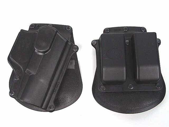 Tactical Walther P99 WA99 RH Pistol & Magazine Paddle Holster