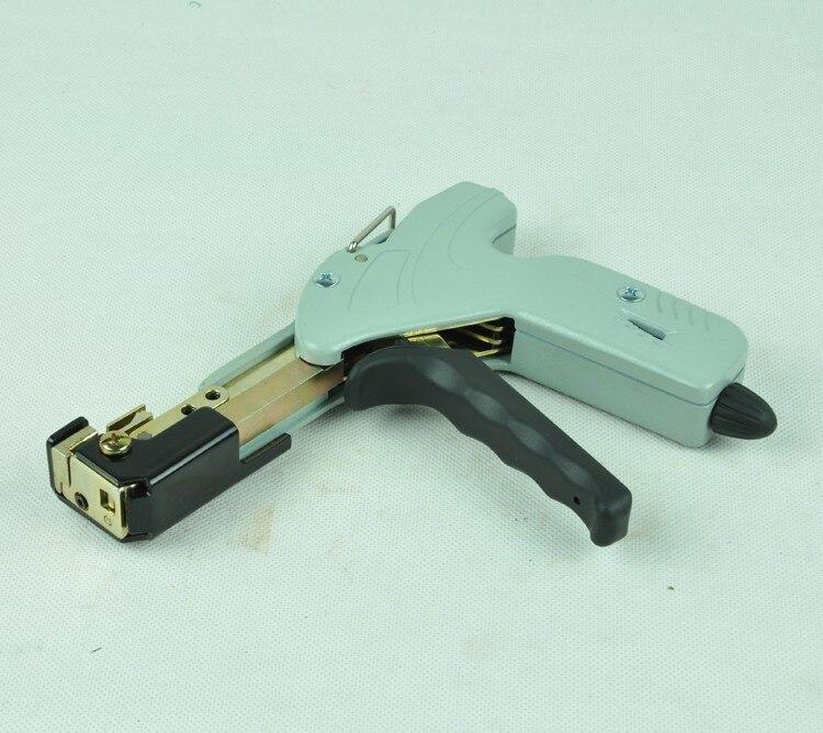 Купить с кэшбэком Fast nylon tie tool to pack function width 2.4-4.8mm LS-338