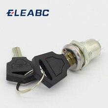 Chave interruptor ligado fora bloqueio telefone bloqueio de segurança fechaduras de energia