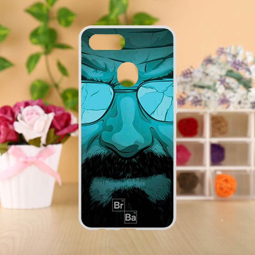 Case For Oppo F9 Cases TPU Soft Silicone Cover For Oppo F9 Pro Covers Painting Animals 6.3 Inch Captain Hot Selling Bags