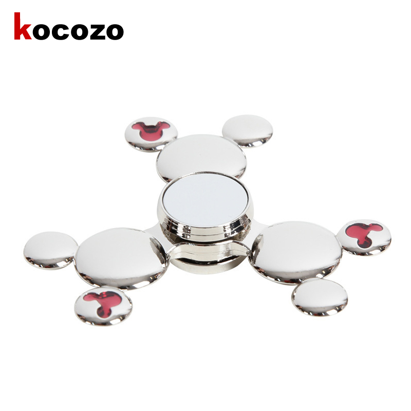 New Hand Spinner Fidget Spinner Stress Cube Hand Spinners Focus KeepToy And ADHD EDC Anti Stress