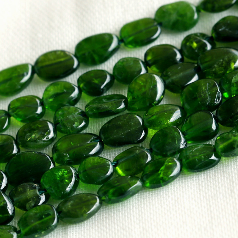 Discount Wholesale Natural Genuine Green Chrome Diopside Nugget Loose Beads Free Form 5-6mm Fit Jewelry Necklace Bracelets 03617Discount Wholesale Natural Genuine Green Chrome Diopside Nugget Loose Beads Free Form 5-6mm Fit Jewelry Necklace Bracelets 03617