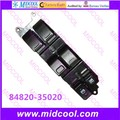 HIGH QUALITY Power Window Switch For 84820-35020  8482035020