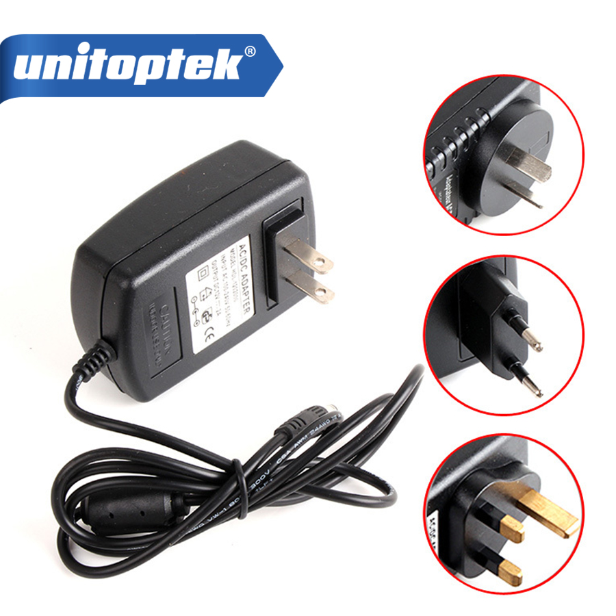 Qualified AC 110-240V To DC 12V 2A Power Supply Adapter For CCTV,EU/US/UK/AU Plug dc power supply 36v 9 7a 350w led driver transformer 110v 240v ac to dc36v power adapter for strip lamp cnc cctv