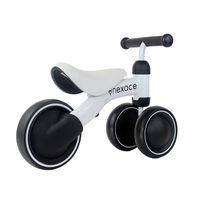 שלושה ילדי גלגל אופני איזון קטנוע ילדים בייבי ווקר לרכב על מתנת צעצועי תינוק אופניים תלת אופן