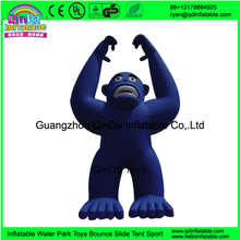 Commercial advertisong vivid inflatable model dragon inflatable cartoon King Kong inflatable large air balloon for sale