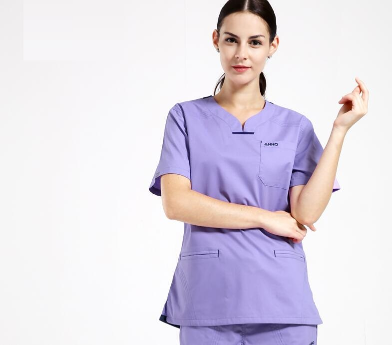 Hospital&Clinic&Beauty Salon Doctor Gowns Wash Clothes Surgical High ...