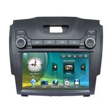8″ Car Radio DVD GPS Navigation Central Multimedia for Chevrolet S10 SD USB  RDS Phonebook Bluetooth Handsfree