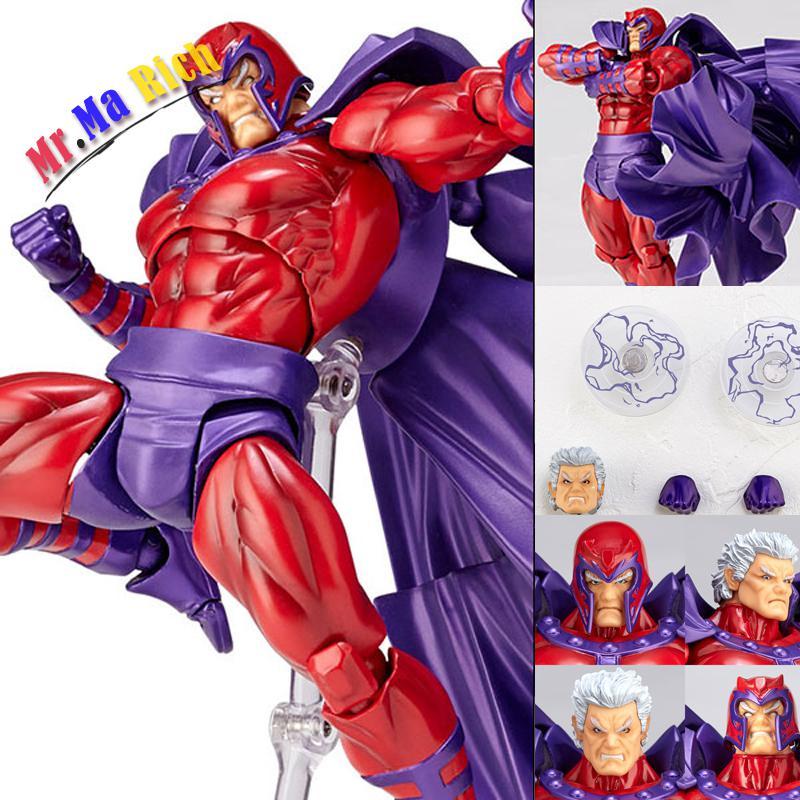 Figma Serie n° 006 magnéto Figura n° 006 Revoltech magnéto Pvc figurines d'action E Collection modèle jouet poupée Regalo
