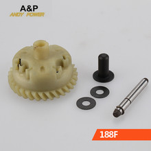 China generator spare parts GOVERNOR GEAR ASSEMBLY FOR GX160 GX200 6.5HP 7HP 168F 170F ENGINE