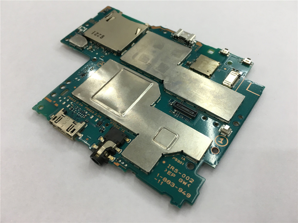US $39 0 |1pcs 2pcs for psv ps vita psvita 1000 pch 1xxx original  motherboard us 3g wifi mainboard pcb board replacement parts-in Replacement  Parts &