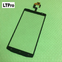 100 Warranty Working Outer Glass Panel Touch Screen Digitizer For Oukitel K10000 Phone Parts Sensor Replacement