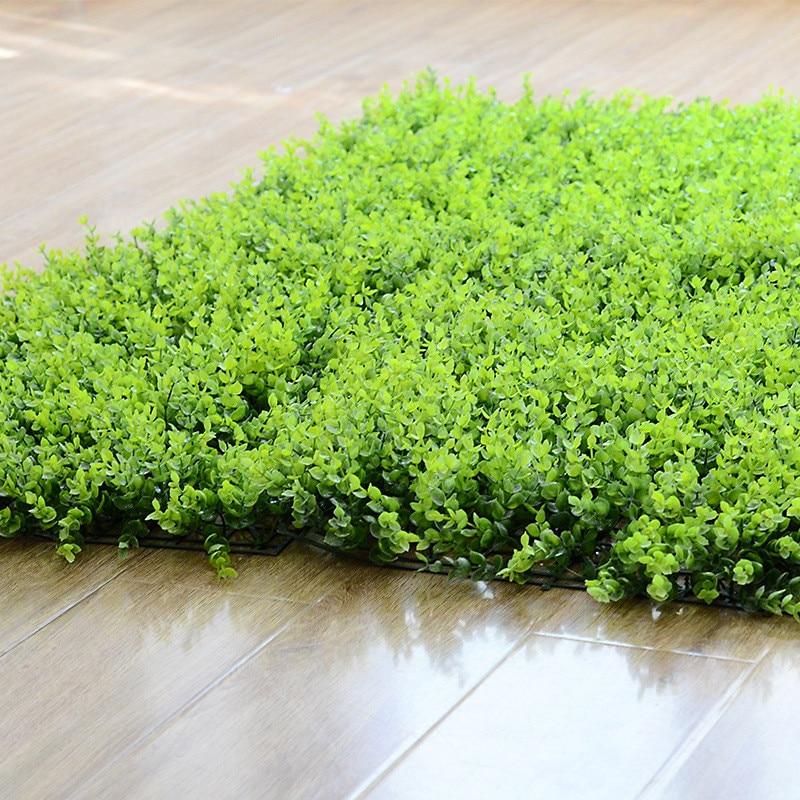 40x60 см Искусственный Газон DIY мини Фея зеленая трава моделирование завод декоративный газон газоне дома Пейзаж сада вечерние Декор