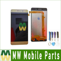1PC Lot High Quality For Highscreen Power Rage LCD Display Touch Screen Digitizer Assembly Black White