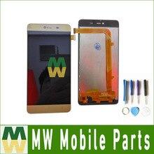1 шт./лот для Highscreen Мощность ярость для BLU энергии X2 E050U ЖК-дисплей Дисплей + Сенсорный экран планшета черный, белый цвет золото Цвет с Инструменты
