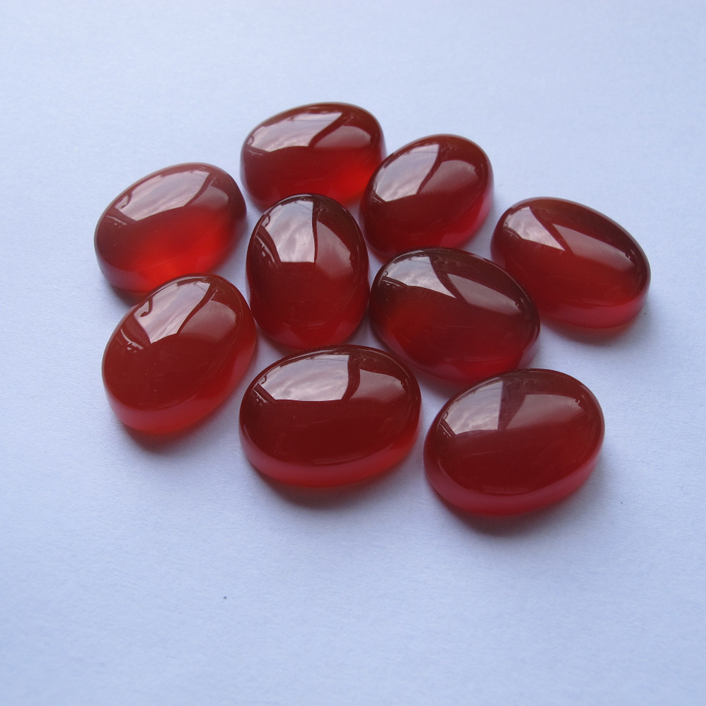 Red Natural Stones : Aliexpress buy high quality natural red agate