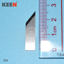 цена на Carbide Leather Cutter Machinery Blade /Cutting Fiber Tungsten Steel Carbide Blade  Z33