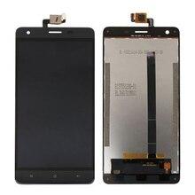 Original Para Oukitel K6000 Pantalla LCD Con Pantalla Táctil Digitalizador Asamblea Envío Gratis