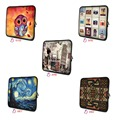 waterproof 7 9.7 10 12 11.6 13 13.3 14 14.4 15 15.6 17 17.3 inch Notebook Sleeve Laptop Bag Case Cover With handle NS-five4