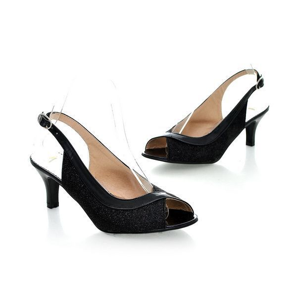 Lsewilly Plus Size 30-46 New 2016 Summer Fashion Women Sandal Casual Medium Heels Flip Flops Women Open Summer Style Shoes AA302