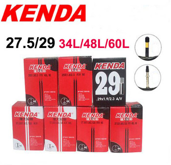 KENDA Bicycle Inner Tube Tire Mountain MTB Bike tyre 27.5/29*1.75/1.5/1.9/1.95/2.125/2.3 pneu interieur Road parts maxxi BMX image