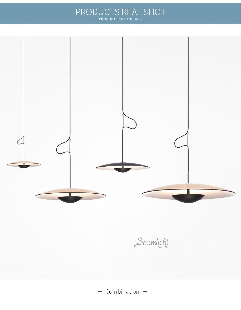 美式简约北欧现代艺术风格意大利设计师客厅餐厅床头吧台卧室吊灯_08