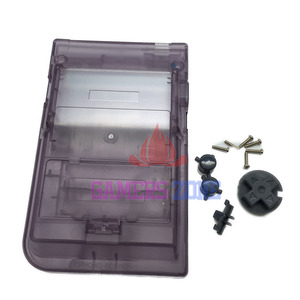 Image 2 - 6SETS Replacement Repair Full Shell Housing Pack Case Cover For Game Boy Pocket GBP