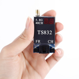 Image 5 - 48Ch 5.8G 600mw 5km Wireless AV Transmitter TS832 Receiver RC832 for FPV Multicopter RC Aircraft Quadcopter Wholesale Dropship