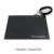NOVOS acessórios para impressoras 3D DIY Ultimaker 2 UM2 cama quente/liga de alumínio placa de cama aquecida com PT001 UM2 E cabo 3D0042