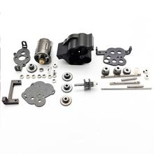 New Super-powered All-metal Gearbox for WPL  MN 4WD 6WD RC Car DIY Retrofit Upgrade Model Accessories