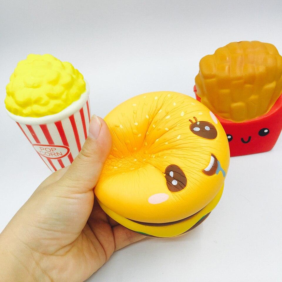 Squishy Cibo giocattolo di cioccolato Sweet CANDY KIT KAT regalo stress alleviare NUOVO